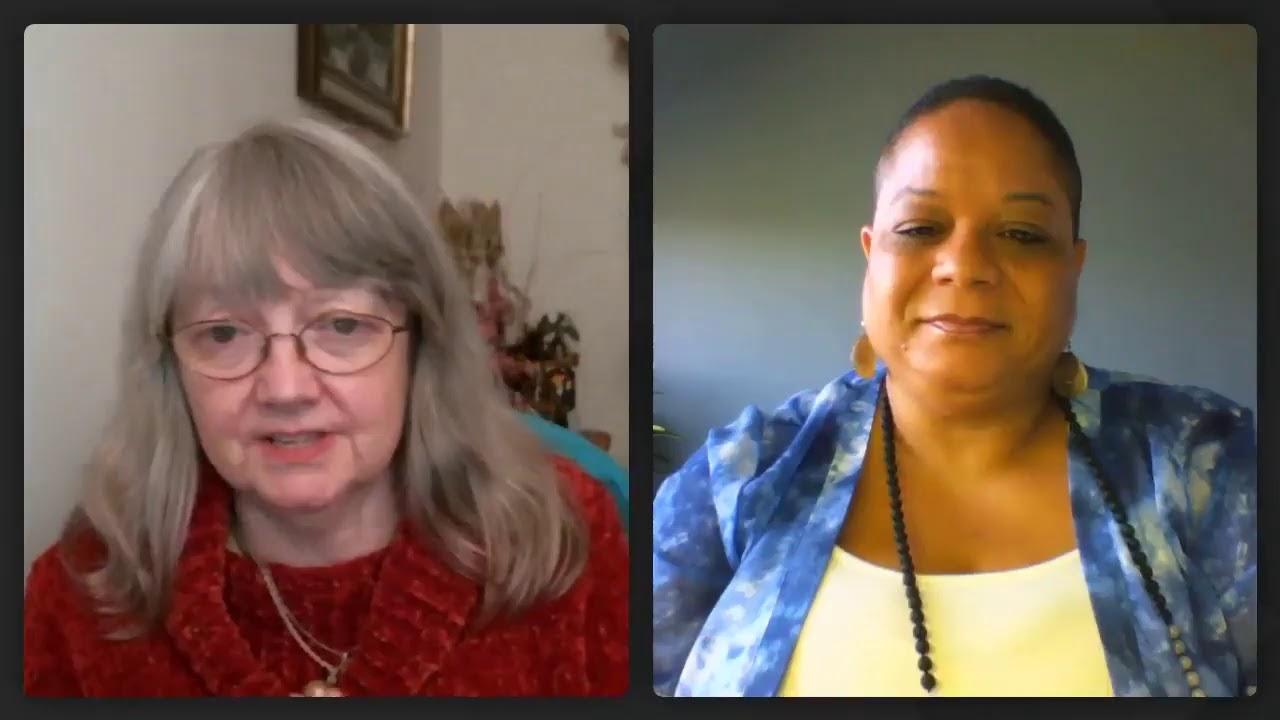 Leslie Rowans Presents Yoga Nidra Benefits on Gift of Healing TV!