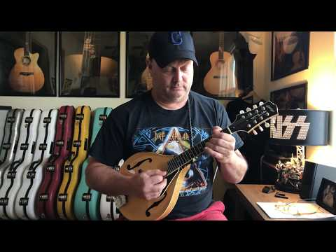 Maggie May (Mandolin Tutorial) - Tonedr