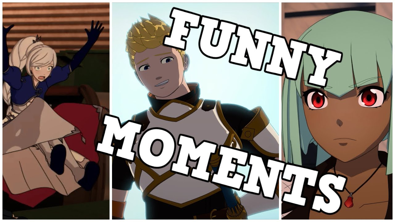 Download RWBY Volume 8: Funny Moments
