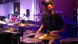 Martin Ngim (Drum Solo!) @ SONOR DAY MALAYSIA 2012