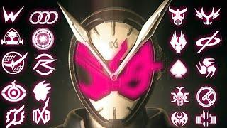 Download lagu MAD Kamen Rider All Henshin 2018 HeroSecondary MP3