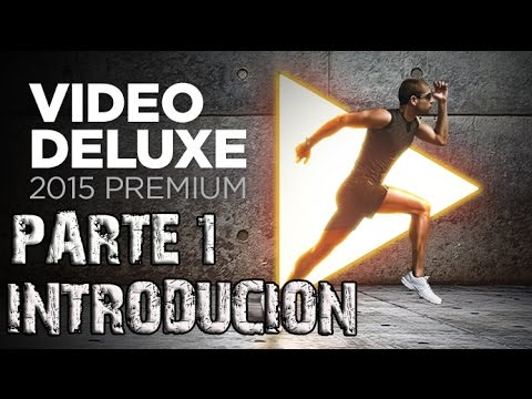 #1 Curso-Tutorial Magix Video Deluxe 2015 (Introdución)