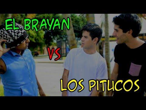 EL BRAYAN VS LOS PITUCOS - Loco IORI