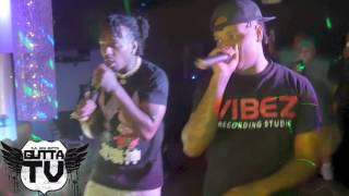 Sauce Twinz Perform At Sweet 16 Party In Houston,Tx: Before The Show & After The Show