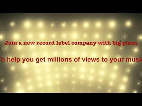 New record label company jrkmusic1