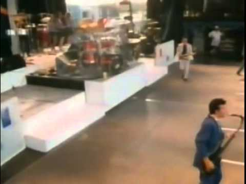 Hold On - Models - 1987 Australian Made Footage - Woolooware NSW