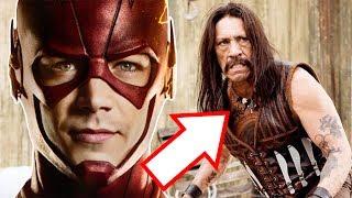 New Villain Announcements Breakdown! - The Flash Season 4