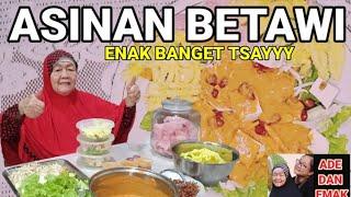 Cara buat Asinan Betawi  Enak banget Tsayyy