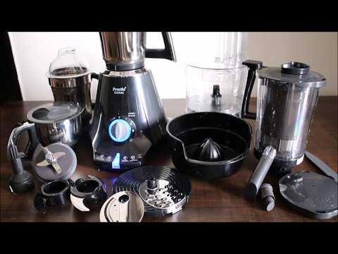 Preethi Zodiac Mixer Grinder Review | Preethi Mixer Grinder - Zodiac | Best Mixer Grinder in India from YouTube · Duration:  3 minutes 31 seconds