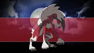 UK: Add the Might of Lycanroc to your Pokémon Sun or Pokémon Moon Game!