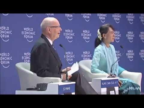 East Asia 2012 - A Conversation with Daw Aung San Suu Kyi