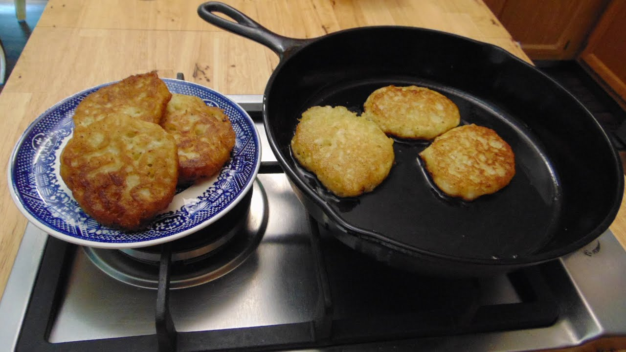 Onion Fritters - A Southern Fried Side - The Hillbilly Kitchen