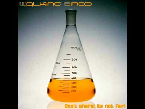 WORST SONG ABOUT URIN AND DOPING!!! Walking Dinos - Don't Share! It's not Fair! DOPING SONG!!!