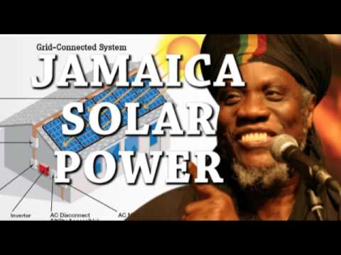 Jamaica Solar Power