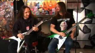 Exodus-Funeral Hymn Guitar Lesson