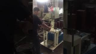 Test Luggage Hole Punch Machine one head