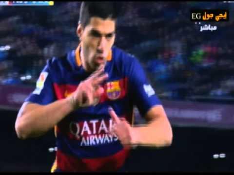 اهداف مباراة برشلونة 6-0 سبورتينج خيخون    23-4-2016 الدورى الاسبانى barca-goals