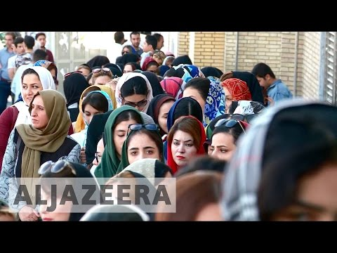 Iran: More than 40 million vote in presidential elections