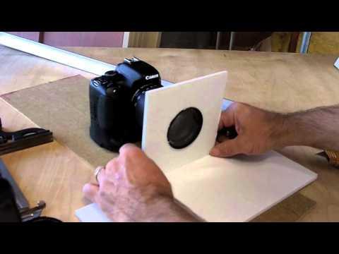 $2 DIY HDSLR Lens Hood