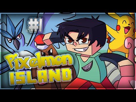 "Minecraft Pixelmon Island Season 3 - ""DOUBLE BATTLES!!!"" - Episode 1 (Pixelmon 4.0.8 Roleplay)"
