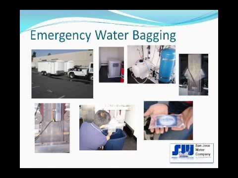 Water Emergency Preparedness Webinar Part III: May 26th 2011