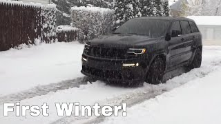 Jeep SRT - Winter 2015