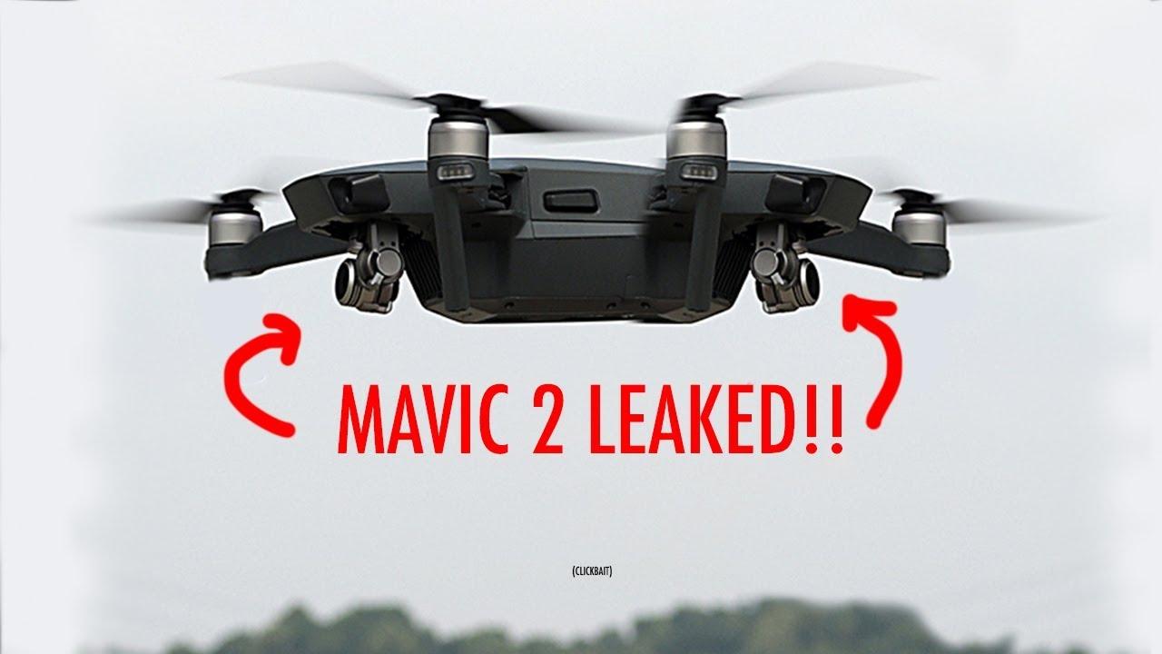 DJI MAVIC 2 LEAKED!!