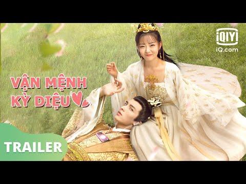 Tào Tuấn Tường x Trương Duyệt Nam - Phim Xuyên Không   Vận Mệnh Kỳ Diệu Trailer   iQiyi Vietnam