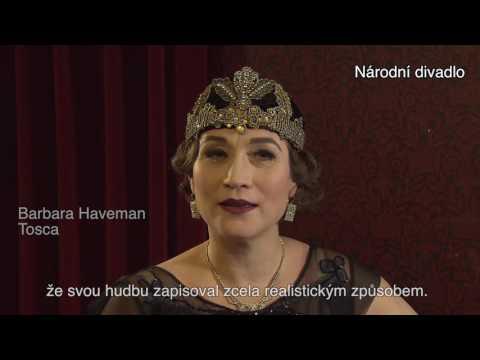Tosca  Národní divadlo 2017