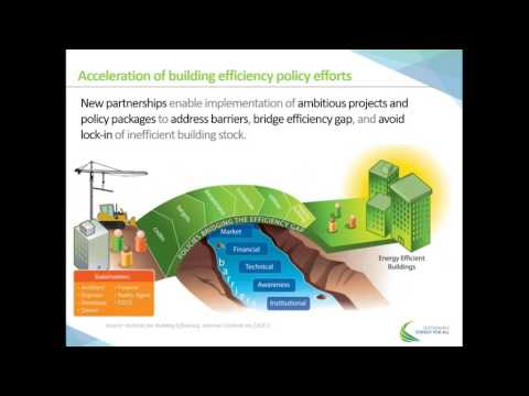 Webinar on Tools for Building Energy Efficiency Resources for Policy Design