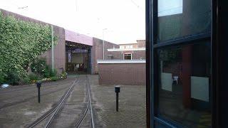 HTM MAT-rit 72 Remise Lijsterbes - Harstenhoekplein (Remise Sc…