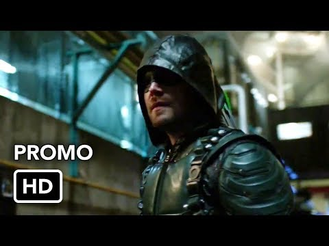 Arrow: sezon 6 - Green - promo