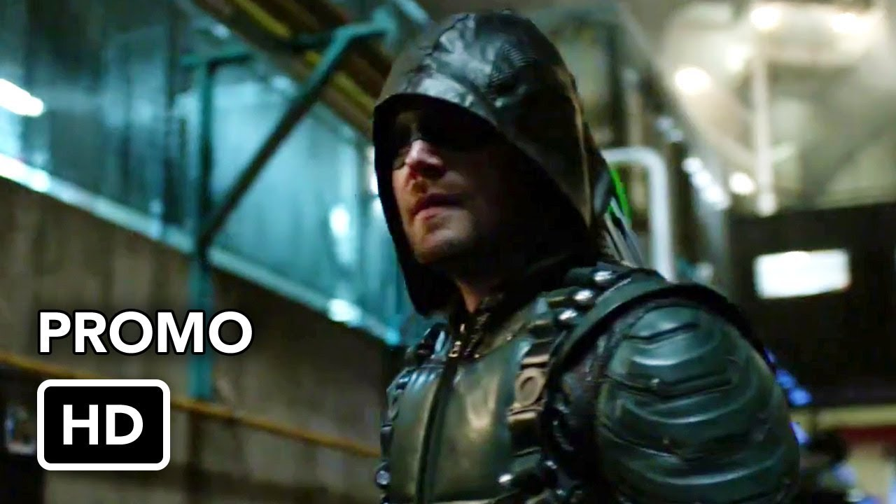 Arrow Season 6 'Green' Promo (HD)