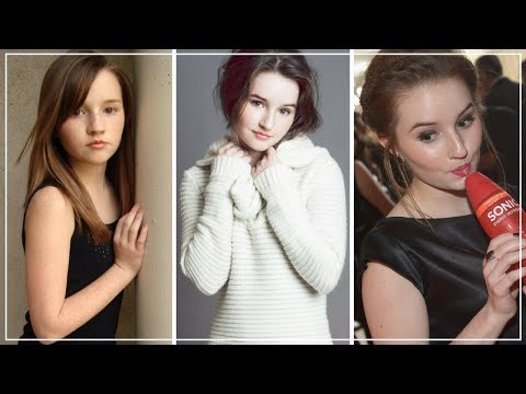 Kaitlyn Dever 1996  2017  Kaitlyn Dever Changing Looks From 1 To 20 Years Old
