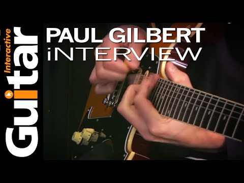 Paul Gilbert Interview | Part One