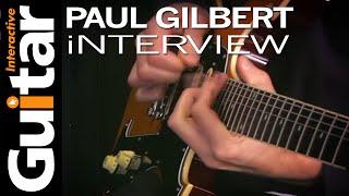 Paul Gilbert Interview   Part One