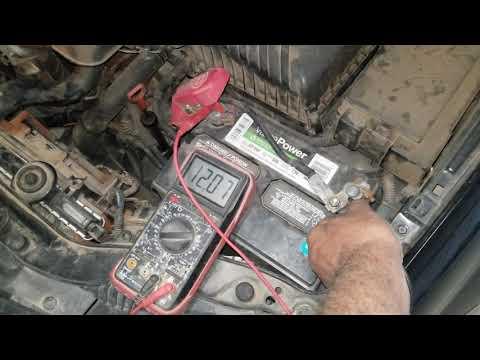 How To Test a (2005-2009) Kia Spectra Alternator