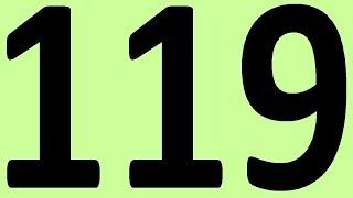 АНГЛИЙСКИЙ ЯЗЫК ДО АВТОМАТИЗМА ЧАСТЬ 2 УРОК 119 УРОКИ АНГЛИЙСКОГО ЯЗЫКА
