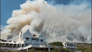 12 Apostles Hotel forced to evacuate as Cape wildfire intensifies
