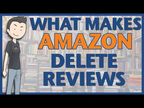 What Happened to My Kindle Book Reviews?Why Amazon Deletes Reviews
