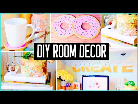 diy-room-decor!-desk-decorations!-cheap-&-cute-projects!