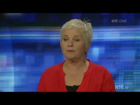 Brid Smith MEP Candidate Dublin Constituency on RTE Prime Time Euro Debate