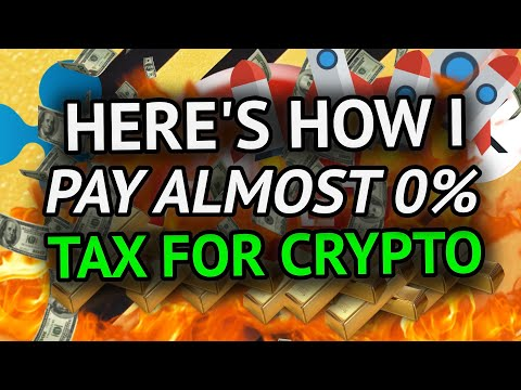 Here's How I Pay No Taxes On My Cryptocurrency Trading!