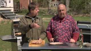 Grilled Ham Steak Hd