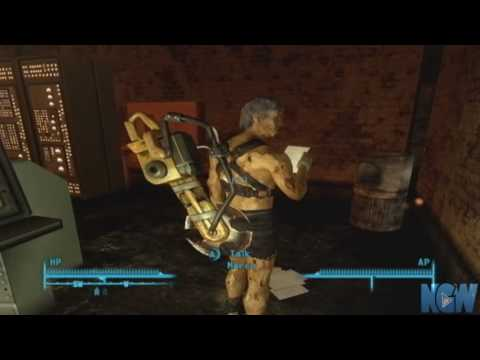 Fallout 3: The Pitt - Unsafe Looking Conditions - Weapon From Marco   WikiGameGuides