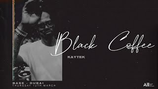 Base dubai presents black coffee - thursday march 12th is one of the most sought after djs on planet, with intoxicating rhythms, real depth ...