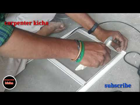 How To Make Mosquito Net -part 3-net Fixing