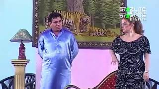 Nasir Chinyoti and Naseem Vicky New Pakistani Stage Drama Full Comedy Funny Clip   Pk Mast