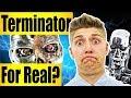 Skynet is Real - AI in Terminator 6