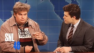 Weekend Update: Drunk Uncle on Halloween - Saturday Night Live